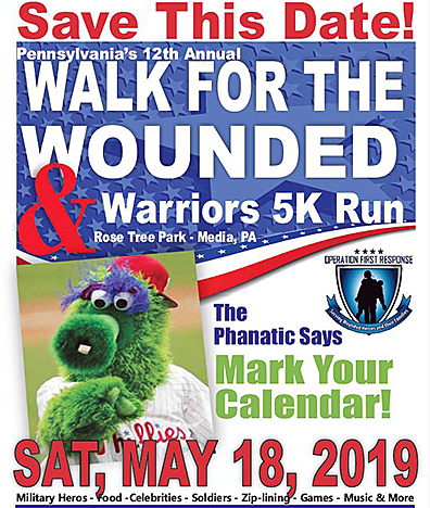 Qyst Tire 2019 Walk for the Wounded